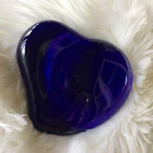 Tiffany & Co Elsa Peretti Heart Paperweight